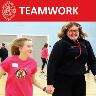 RichmondSchool - SixthFormValues - Teamwork