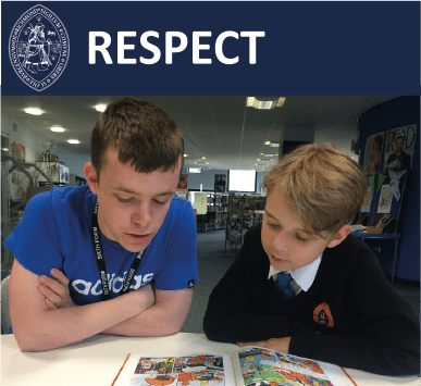 RichmondSchool - Values - Respect